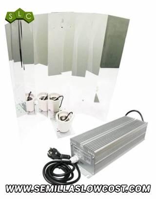 Kit Electrónico Agrolite 600 W SHP Liso