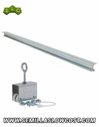 Extensión Rail Light 4.0 Intellid (6' + pole 2º foco)