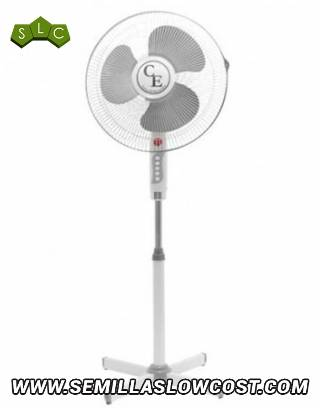 Ventilador F125 Pie Cornwall Electronics
