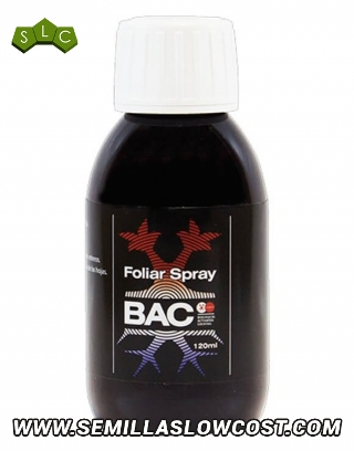 Foliar Spray 120 ml Bac