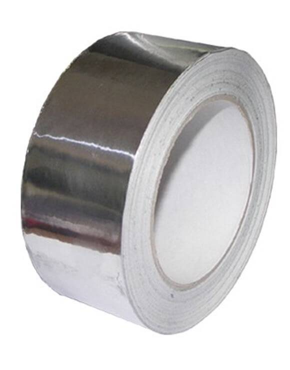 Cinta Adhesiva Brillo Metal 50mtrs