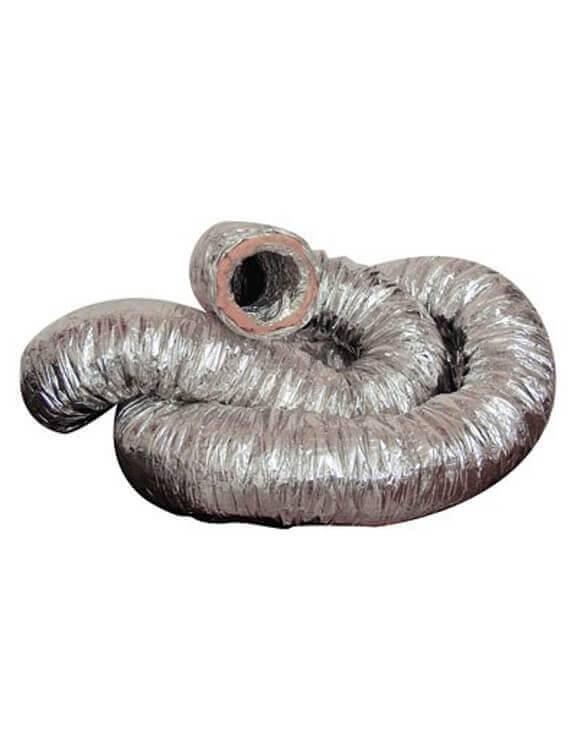 Tubo Aluminio Insonorizado