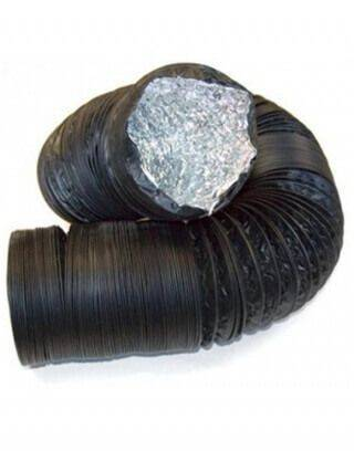 Tubo Combi Negro + Aluminio