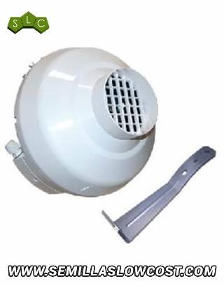 Extractor Tubular VK Plástico VENTS