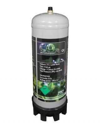 Bombona CO2 Desechable 1 kg Neptune Hydroponics