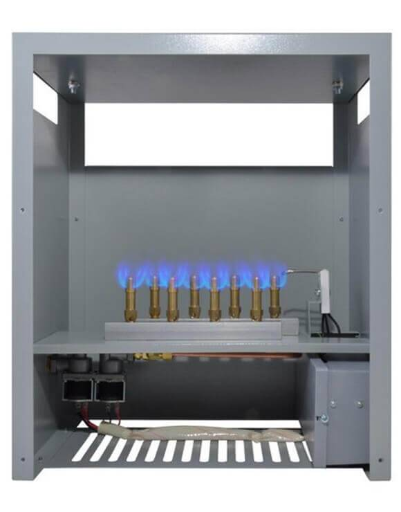 Generador CO2 quemador SuperPro