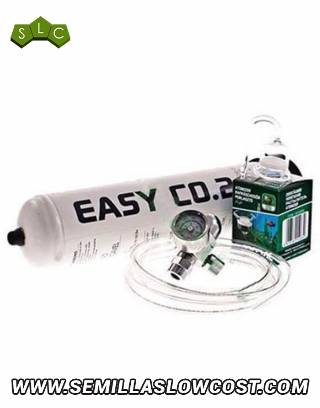 Kit CO2 con Bombona Desechable 1Kg