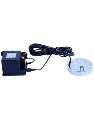 Humidificador 12 Membranas (5L/h 300W) + flotador+ recambios