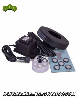 Rec. Humidificador Ultrasonido 5 Membranas Trafo.+ Gen.