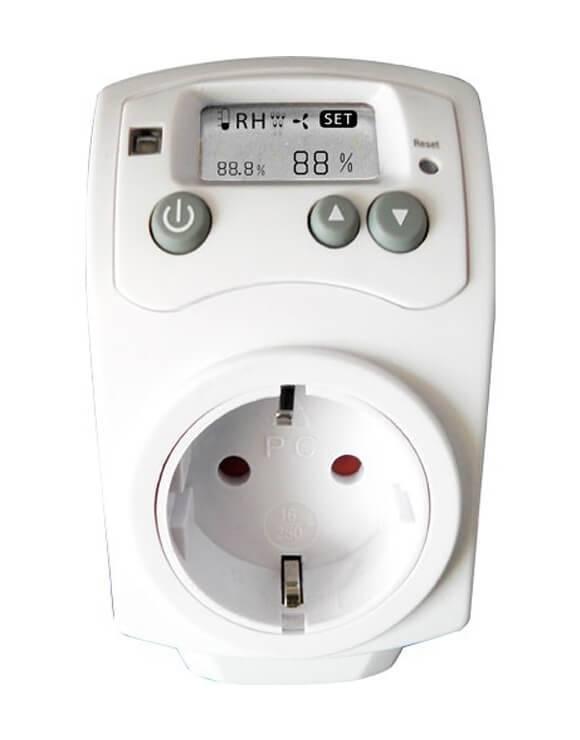 Controlador de Tª Cornwall Electronics
