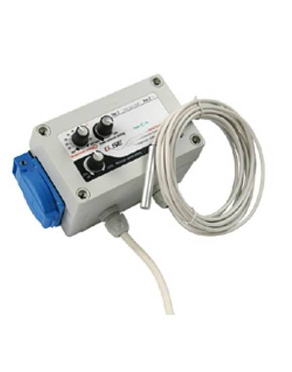 Controlador de Tª y Presión Negativa (3) GSE