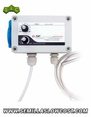 Controlador de Tª y Velocidad Mínima (1) GSE