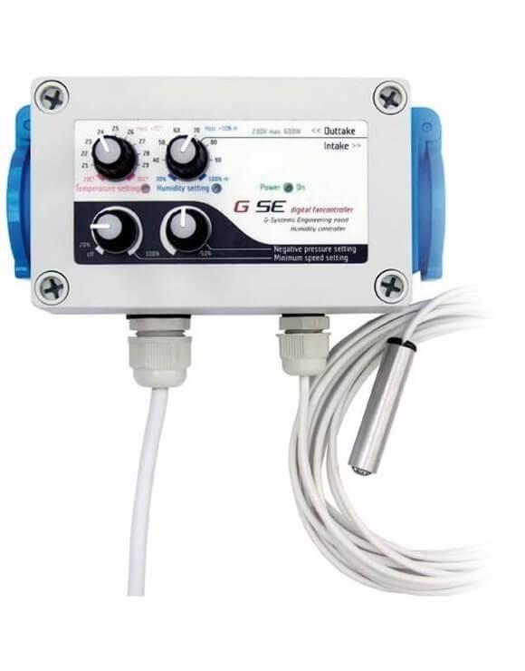Controlador Humedad,Tª y Presión Negativa (4) GSE