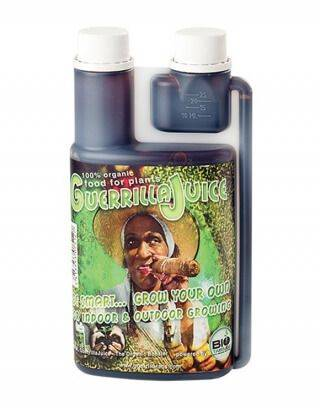 Guerrillajuice 500 ml BioTabs