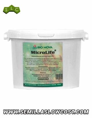 Microlife 2 Kg Bio Nova