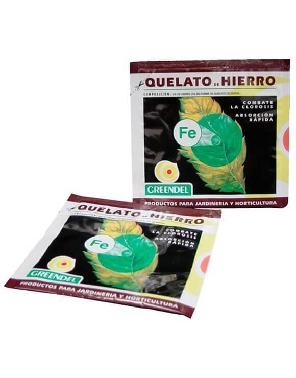 Quelato de Hierro 15 gr Greendel
