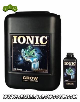 Ionic Hydro Grow HW (Hard Water)