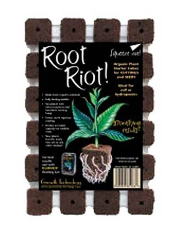 Repuesto Root Riot Growth Technology (100 tacos)