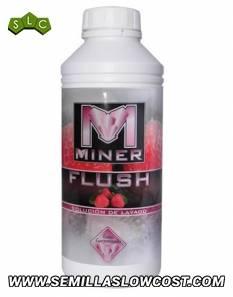 Miner Flush Fresa 1 L