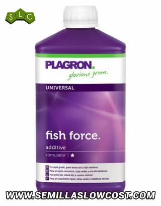 Fish Force (Emulsión Pescado) 1 L Plagron