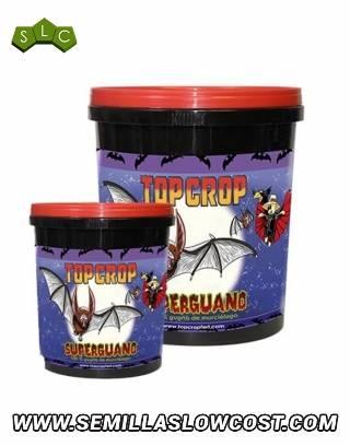 Superguano (100% guano murciélago) Top Crop
