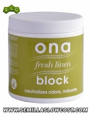 Ambientador ONA Block FL 170 g
