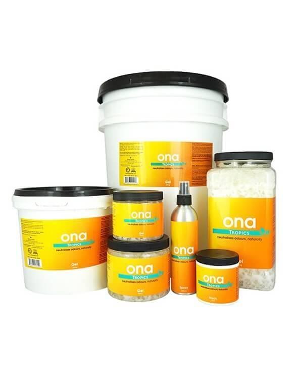 Ambientador ONA Block TROPICAL 170 g.