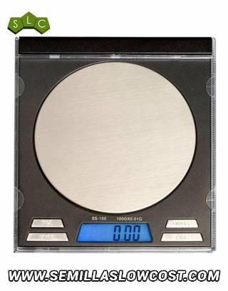 Báscula American Weigh CD Scale 500 gr