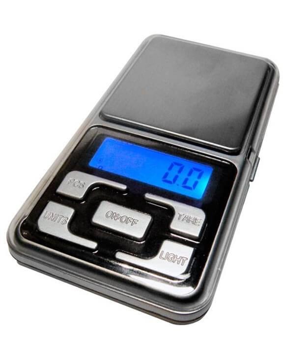 Bascula SM-500 Waltex 500 g / 0,1 g