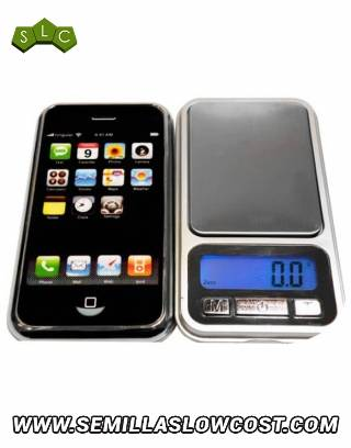 Báscula SP-500 Phonescale Waltex 500 g /0,1 g