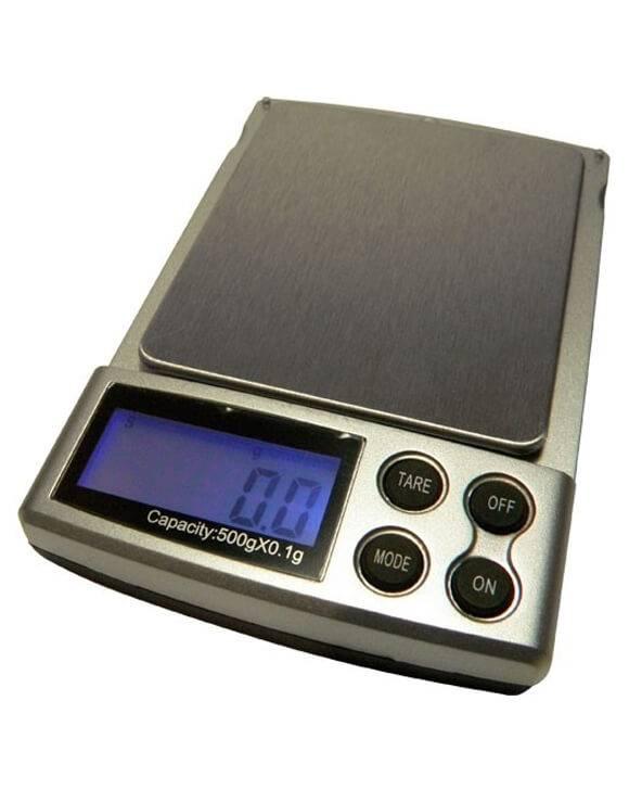 Báscula ST-500 Waltex 500 g / 0,1 g