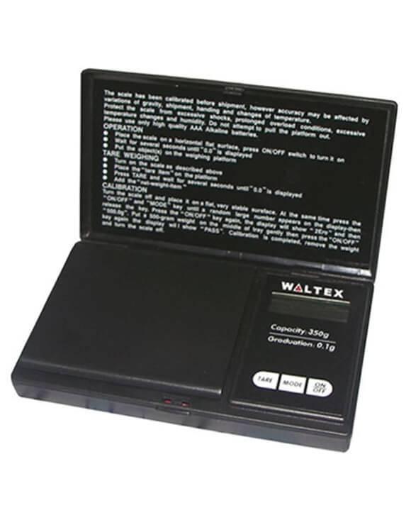 Báscula Waltex 350 gr (0,1)