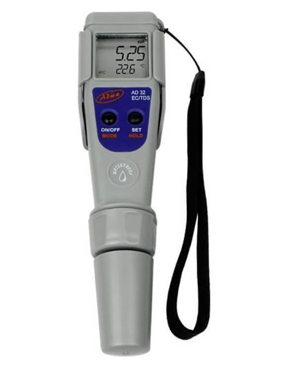 Medidor EC Adwa Impermeable (AD32)