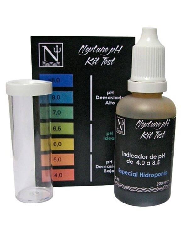 pH Kit Test Neptune