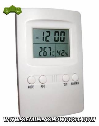 TermoHigrómetro Max-Min Digital Cornwall (101)