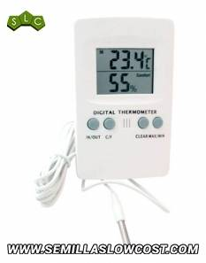 Termohigrómetro sonda MaxMin Digital Cornwall (117)
