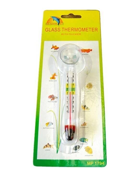 Termómetro con Ventosa