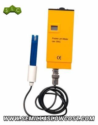 Medidor pH - Sonda Wassertech