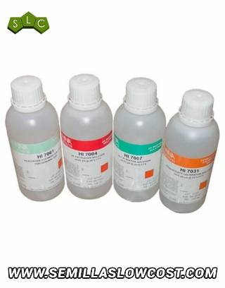 Líquido Calibrador PH Botella 230 ml