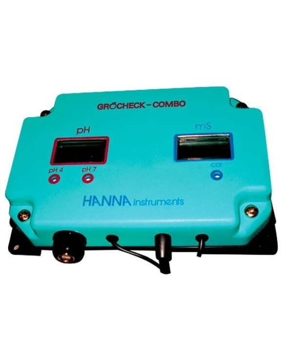 Medidor Combo (pH+EC) Grocheck Hanna (HI981405N)