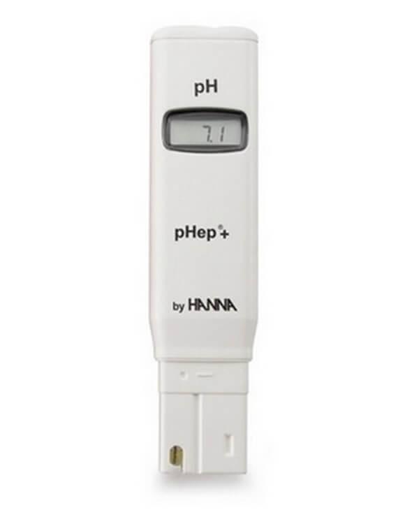 Medidor pH Hanna ATC Blanco (HI 98108)