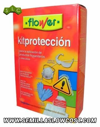 Kit Protección Manipulado Flower