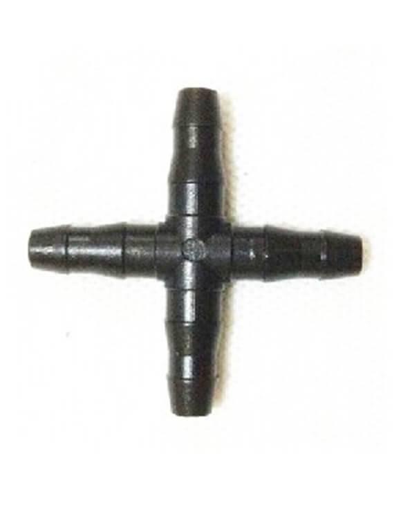 Conexión en Cruz 6 mm