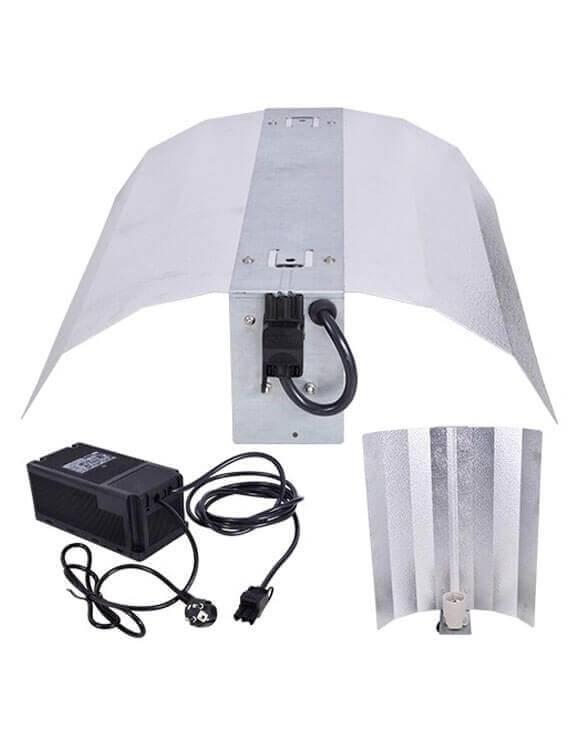 Kit ETI Agro 600W CL2-T Balastro + Reflector