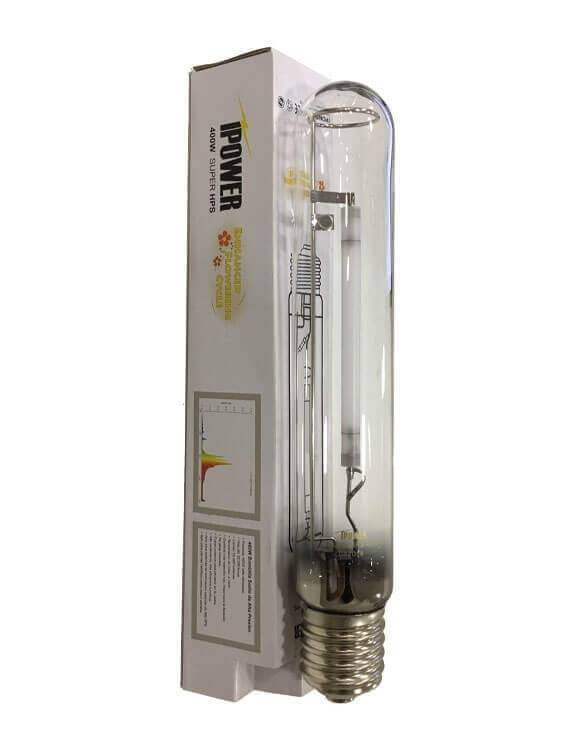 Bombilla Ipower 400 HPS