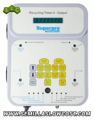Temporizador Multifunción SuperPro