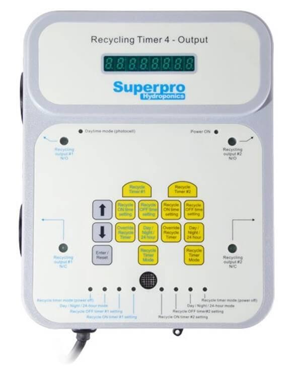 Temporizador Multifunción SuperPro