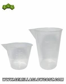 Vasos Medidores