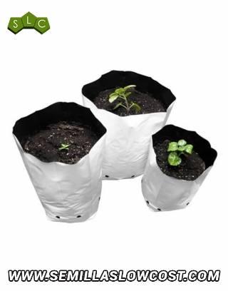 Bolsa de Cultivo Blanca