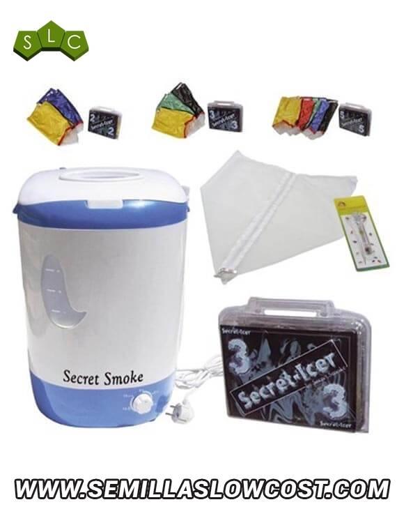 Comprar Kit Extracción hielo Secret Icer
